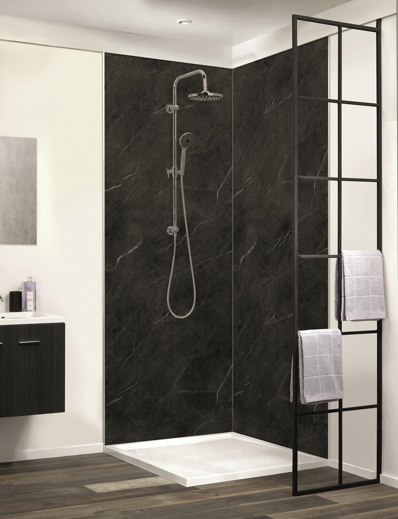 Installation douche une journée